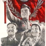 Thank you comrade Stalin for our happy childhood