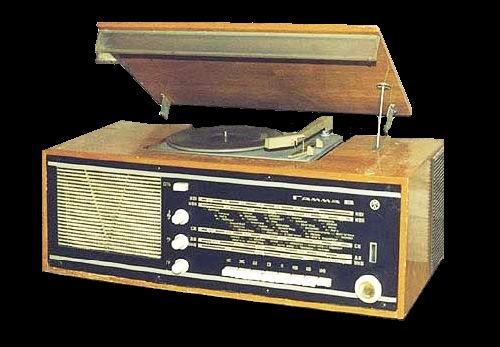 Golden Era of Soviet Radiola