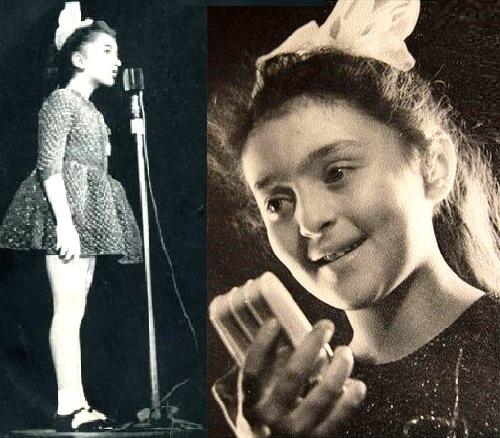 Soviet Georgian singer Irma Sokhadze