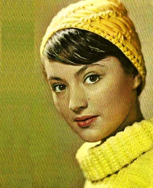 Soviet actress Ariadna Shengelaya