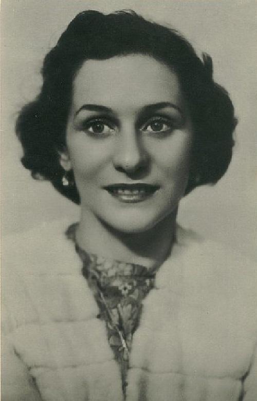 Favorite of Stalin, ballerina Olga Lepeshinskaya, 1930s