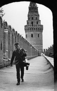 Soviet photographer Yuri Abramochkin