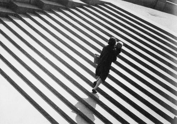 Stairs. 1929