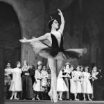 Swan Lake, ballerina Olga Lepeshinskaya