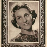 Photo of Olga Lepeshinskaya in 1950s