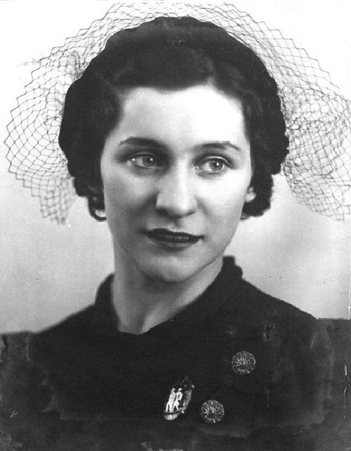 Teacher, activist and ballerina Olga Lepeshinskaya