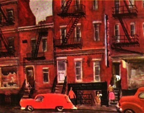 10th Street in New York