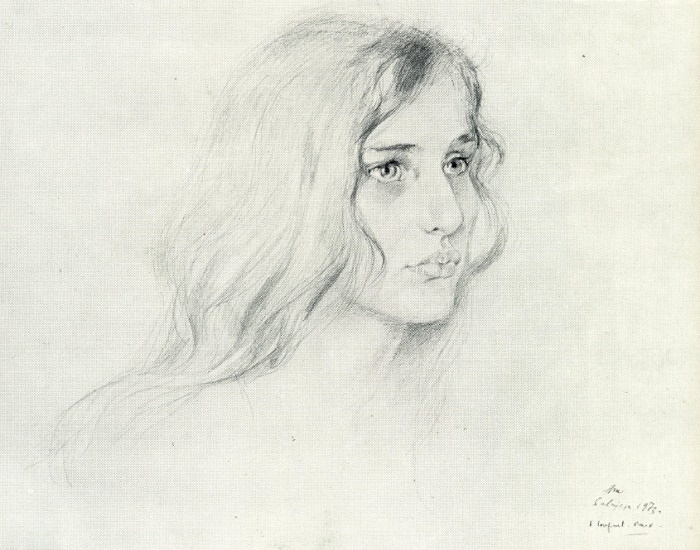 A student. 1973