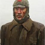 Soviet painter Victor Shatalin