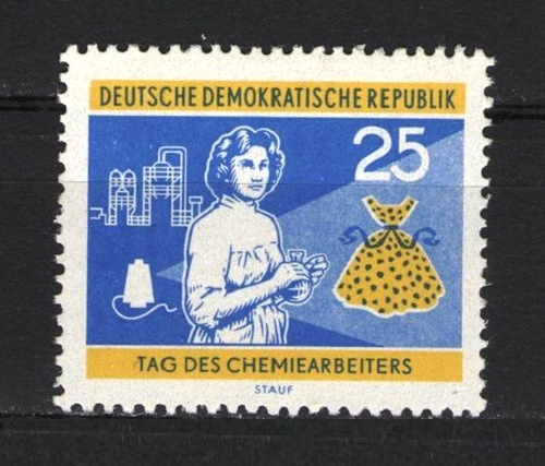 German Democratic Republic stamp