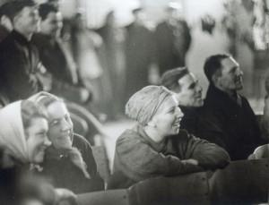 Soviet photographer Anatoly Boldin