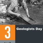 Soviet professional holiday Geologists Day