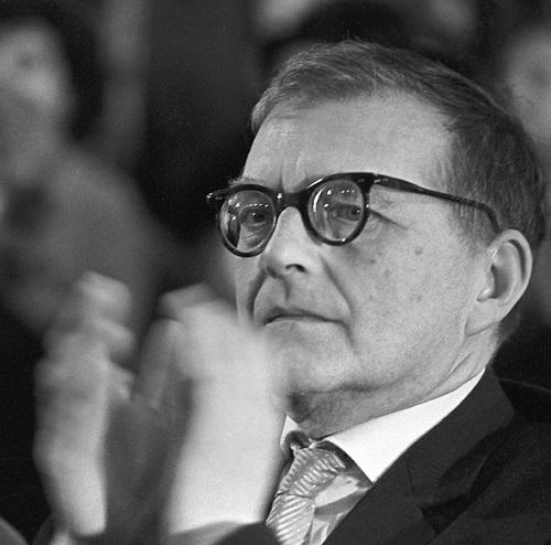 Dmitry Shostakovitch, 1965