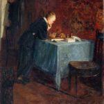 Soviet artist Fyodor Reshetnikov