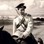 Soviet Russian artist Georgy Ivanovich Popov