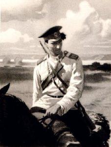 Soviet artist Orest Vereisky