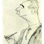 The Story of one betrayal in caricatures of Mikhail Khrapkovsky