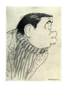 Soviet artist Nikolai Sokolov