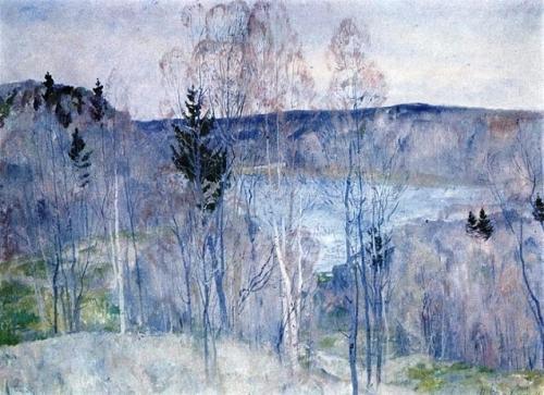 Soviet artist Pyotr Fomin