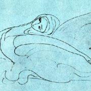 Maya Plisetskaya, The dying swan. 1967. Nadya Rusheva