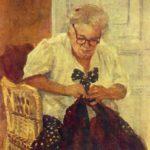 Soviet artist Konstantin Yuon 1875-1958
