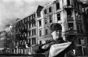 Soviet photographer Dmitry Baltermants
