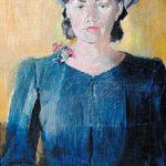 Soviet Russian artist Natalia Nesterova