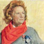 Soviet Sculptor Elena Yanson-Manizer 1890-1971