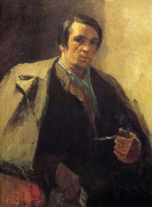 Self-portrait. 1939