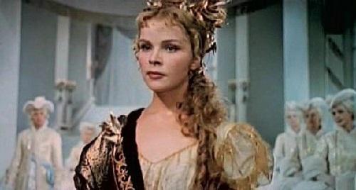 Slave actress, 1963