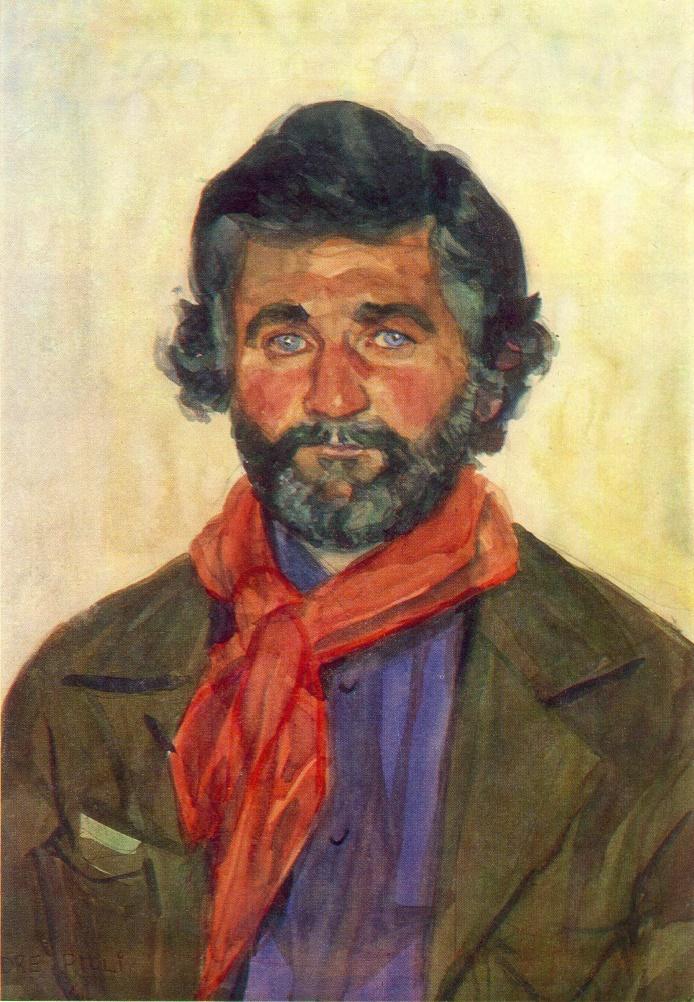 Vandre Pioli, Italian partisan 1971