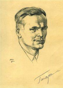 Yuri Gagarin, 27 April 1961