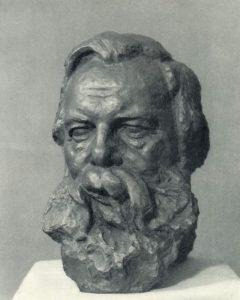 Soviet sculptor Zinovy Vilensky