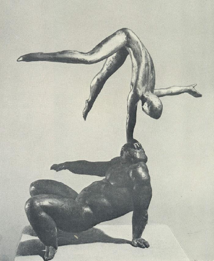 Аcrobats. 1979