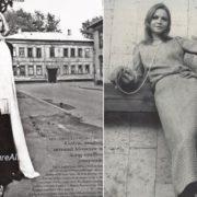1960s super model Milovskaya