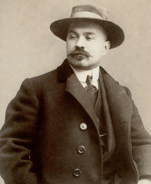 AV Shchusev. 1910s
