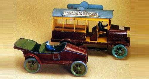 Revolutionary Era First Soviet toys