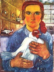 Chicken, 1931