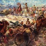 Soviet realist artist Georgy Savitsky 1887-1949