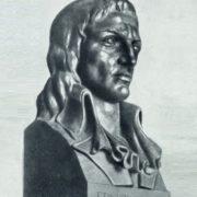 Gracchus Babeuf. Gypsum. 1934