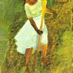 Soviet painter Sergei Tutunov 1925-1998