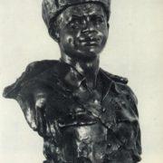 Hero of the Soviet Union Fyodor Smolyachkov. 1942