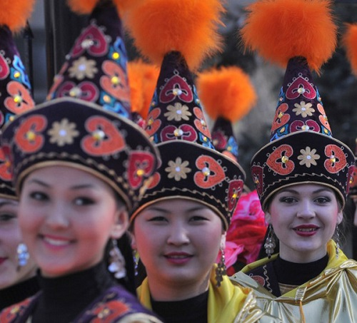 Kirghiz SSR women