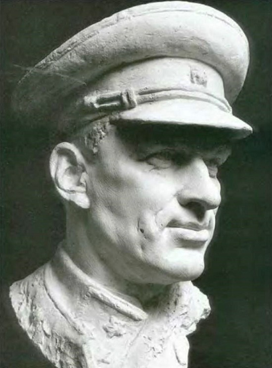 Konstantin Rokossovsky (1896-1968) twice Hero of Soviet Union, Marshal of the USSR and Poland