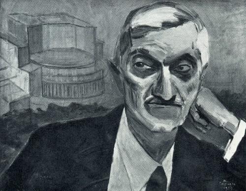 architect A.I. Tamanyan. 1933