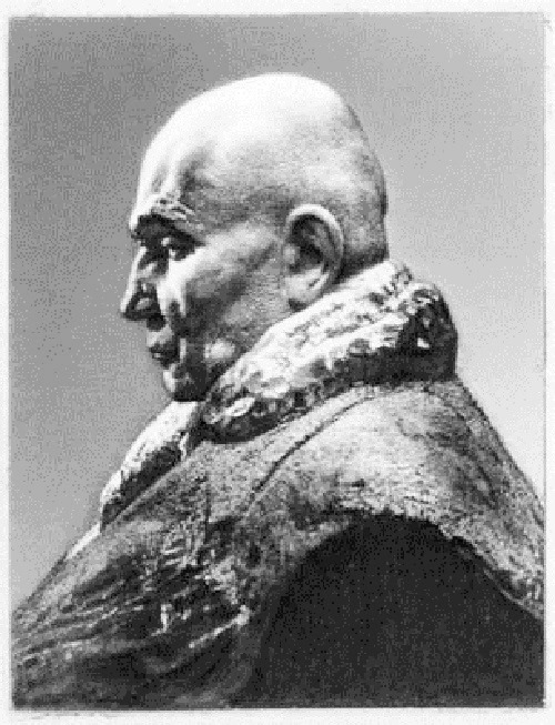 Actor IA Maryanenko. Sandstone. 1962 - 1963
