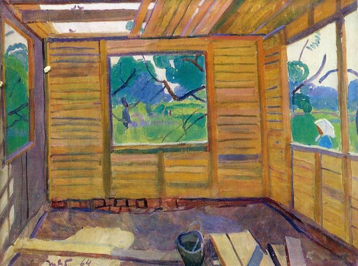 New windows. 1964