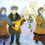 Soviet graphic artist Zinaida Lapshina