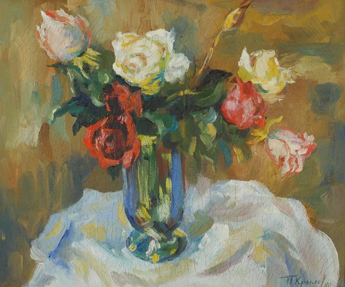 Roses, 1980