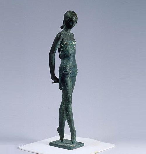 Soviet sculptor Angelina Filippova